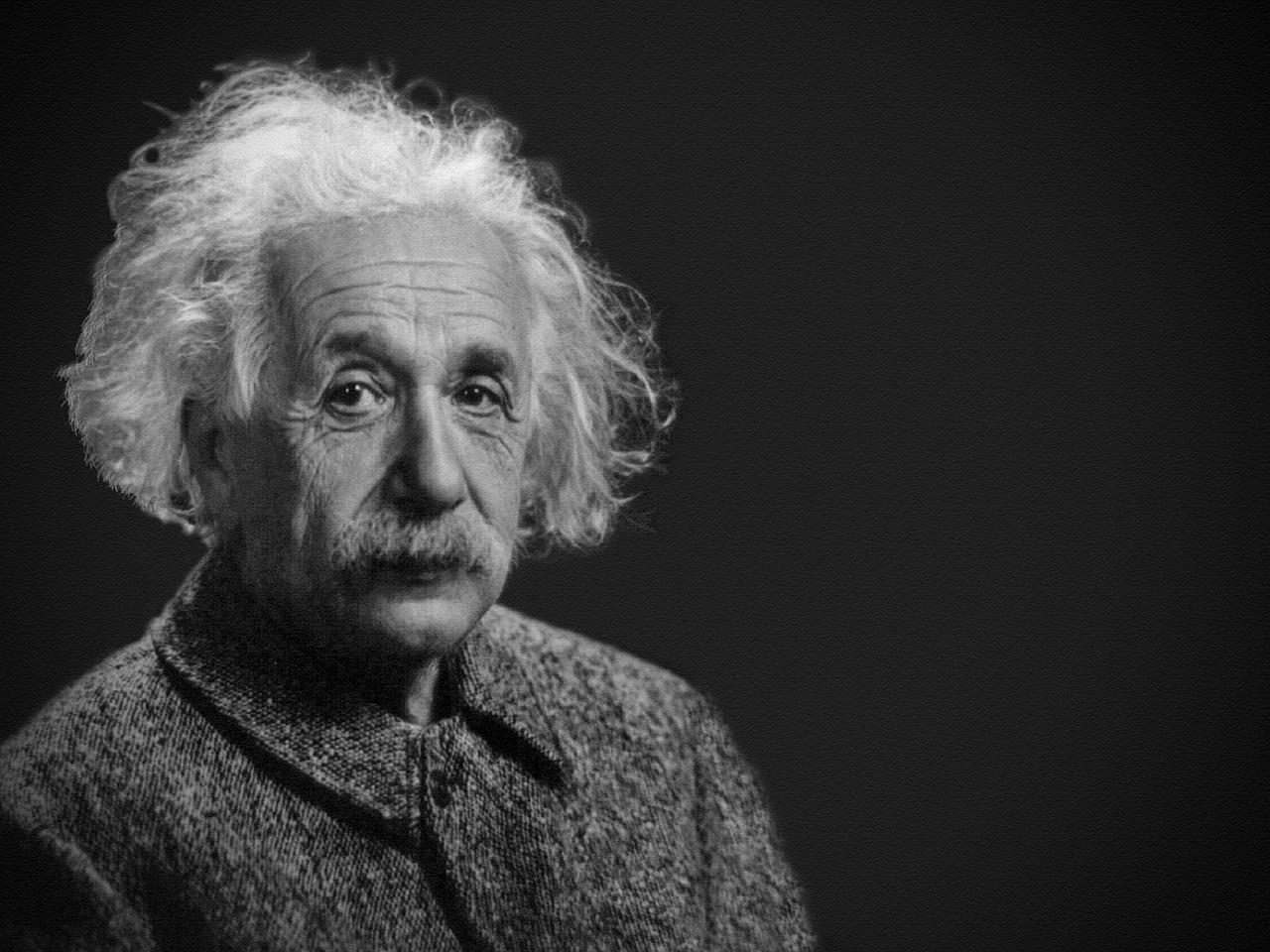 Citater af Alberg Einstein