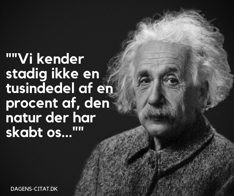 citater af einstein Citater af Albert Einstein Arkiv   Dagens Citat citater af einstein